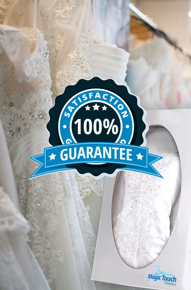 Wedding Gown Cleaning Preservation And Restoration Magic Touch